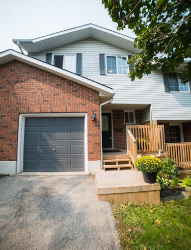 Awesome condo-townhome with very low condo fee